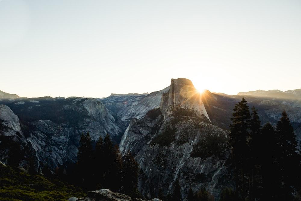Yosemite Campgrounds Multi-pitch climbing