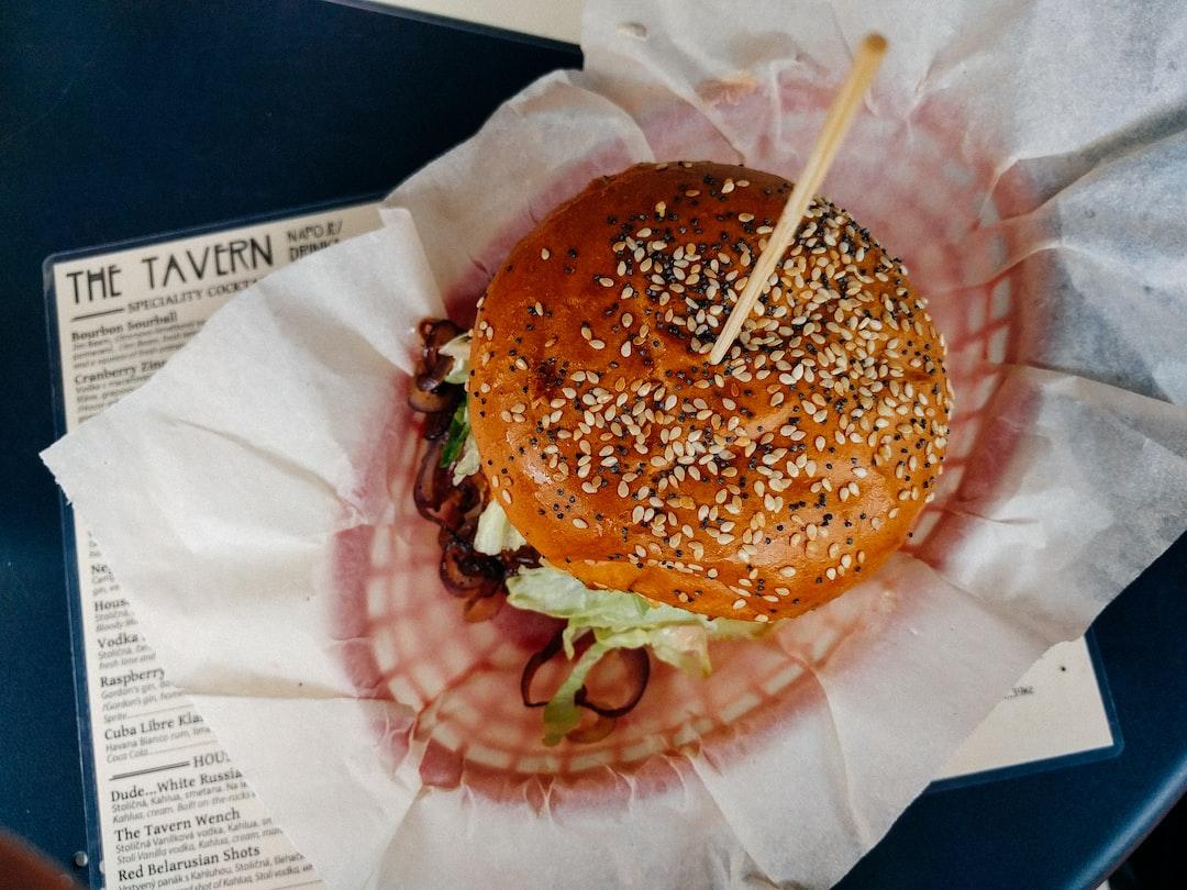 Bar and Grill Burger
