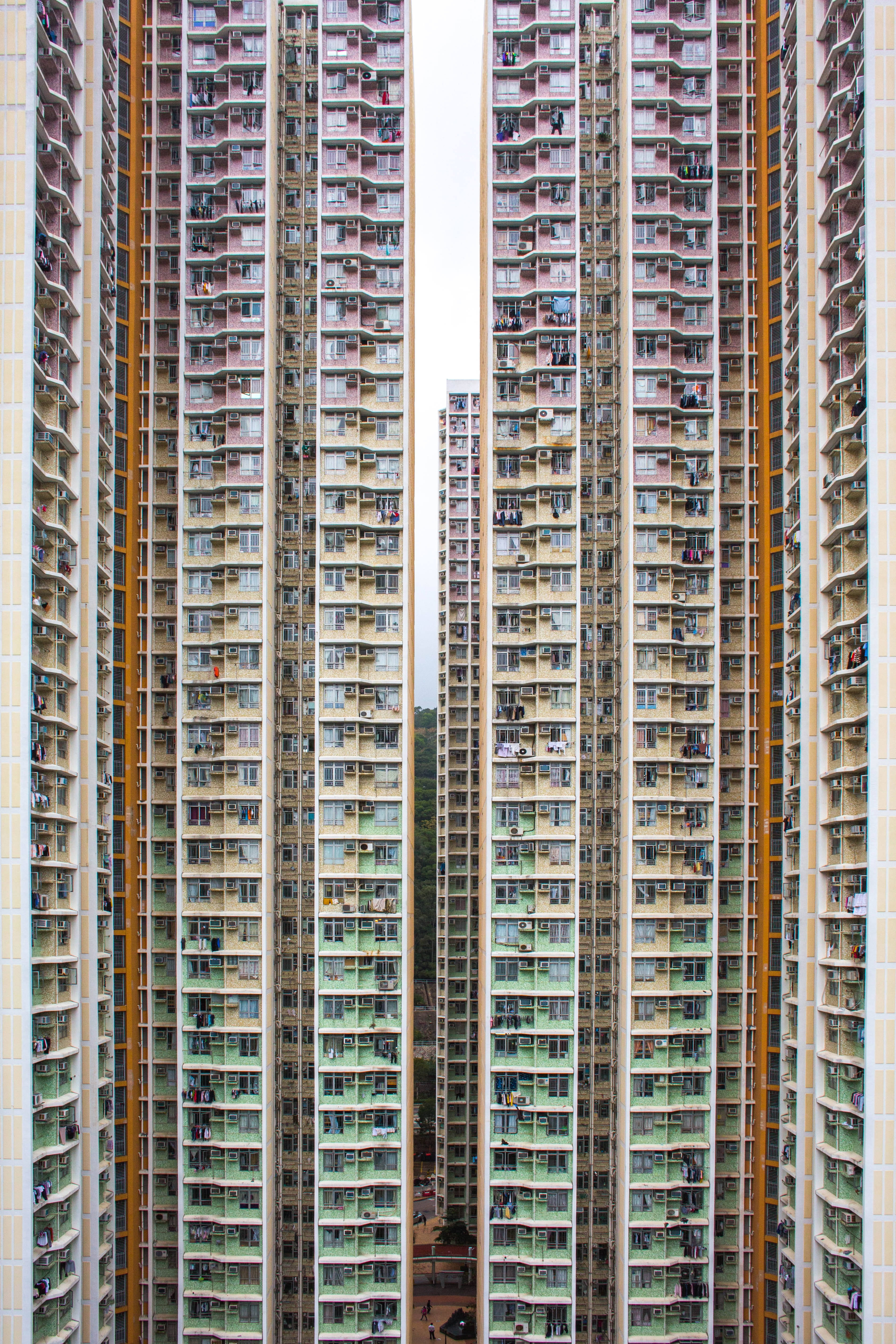 beige high-rise building