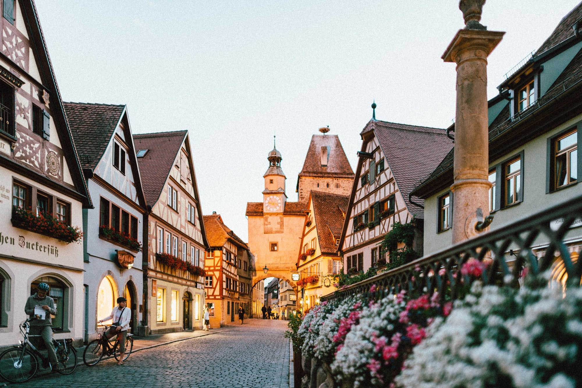 Cheapest Shipping Option from the USA to German village