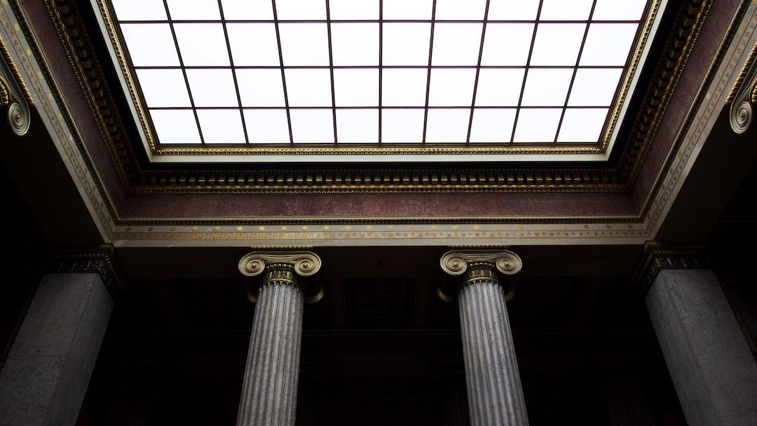 Classical parliament interior