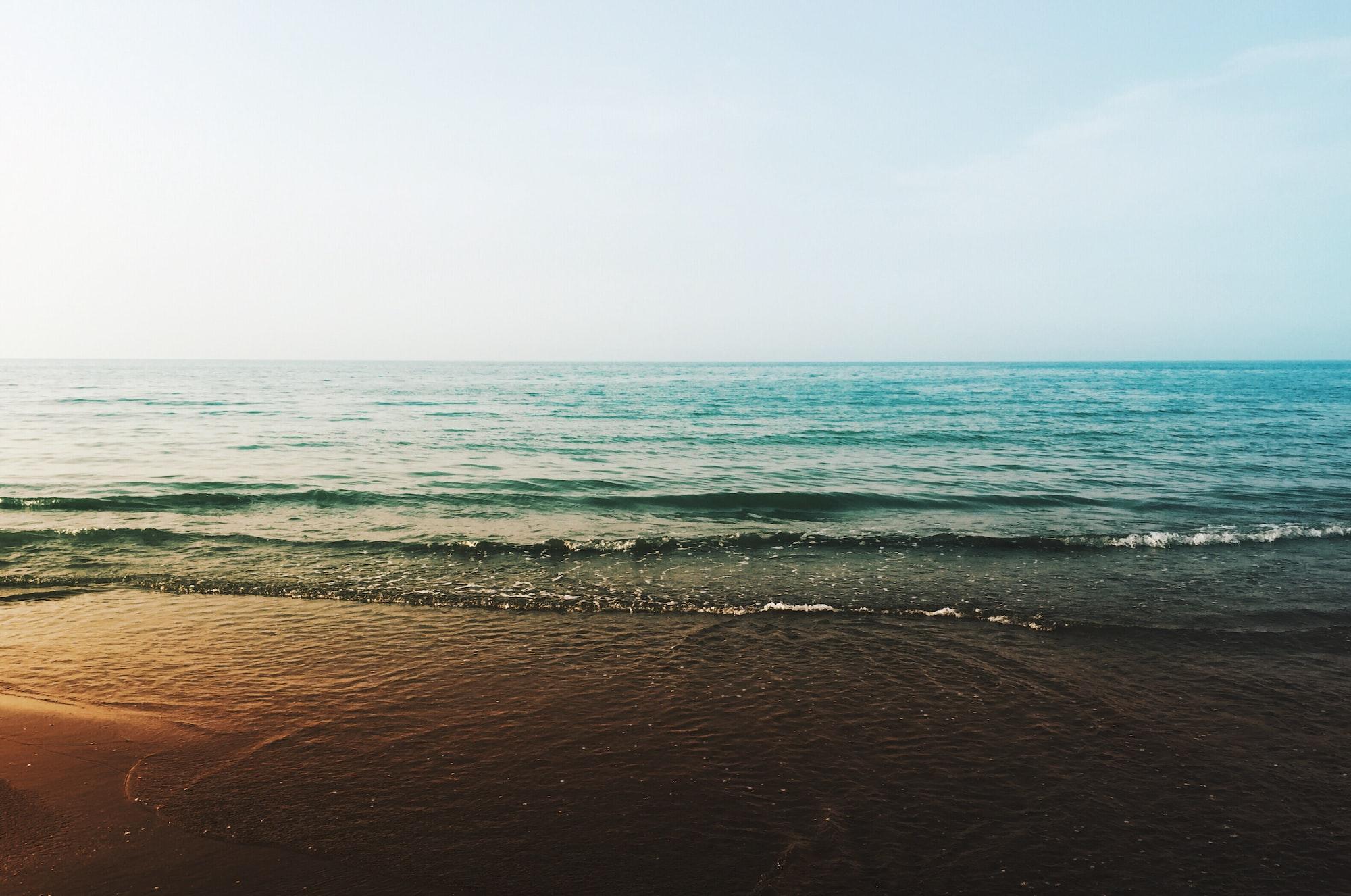 Chaboksar beach