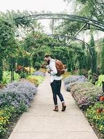 How To Create a Sky Blue Garden