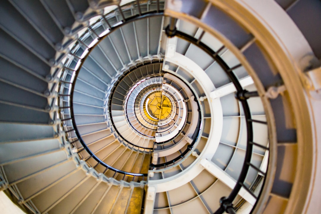 Geometric Stairs Geometric Staircase Melbourne: Staircase, Stair, Geometry And Repetitive HD Photo By Nick