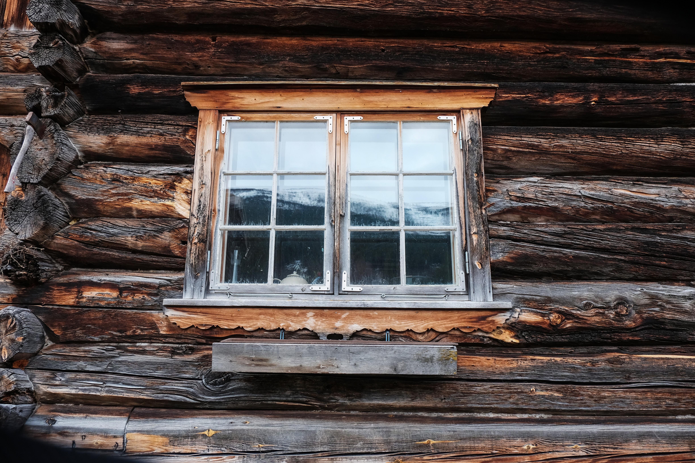 log cabins online
