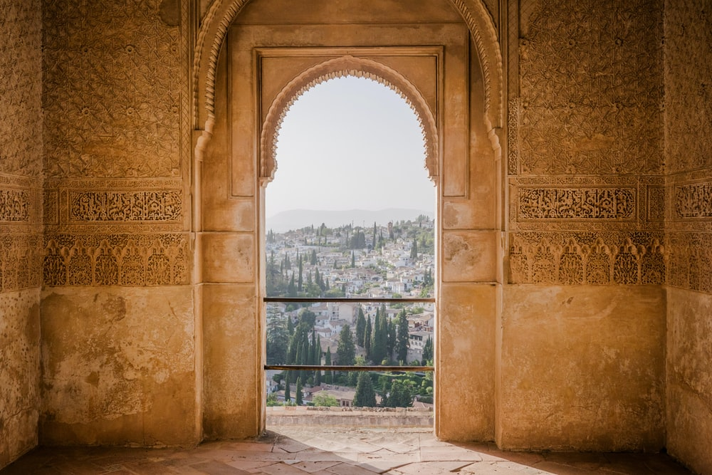 arch-shape doorway