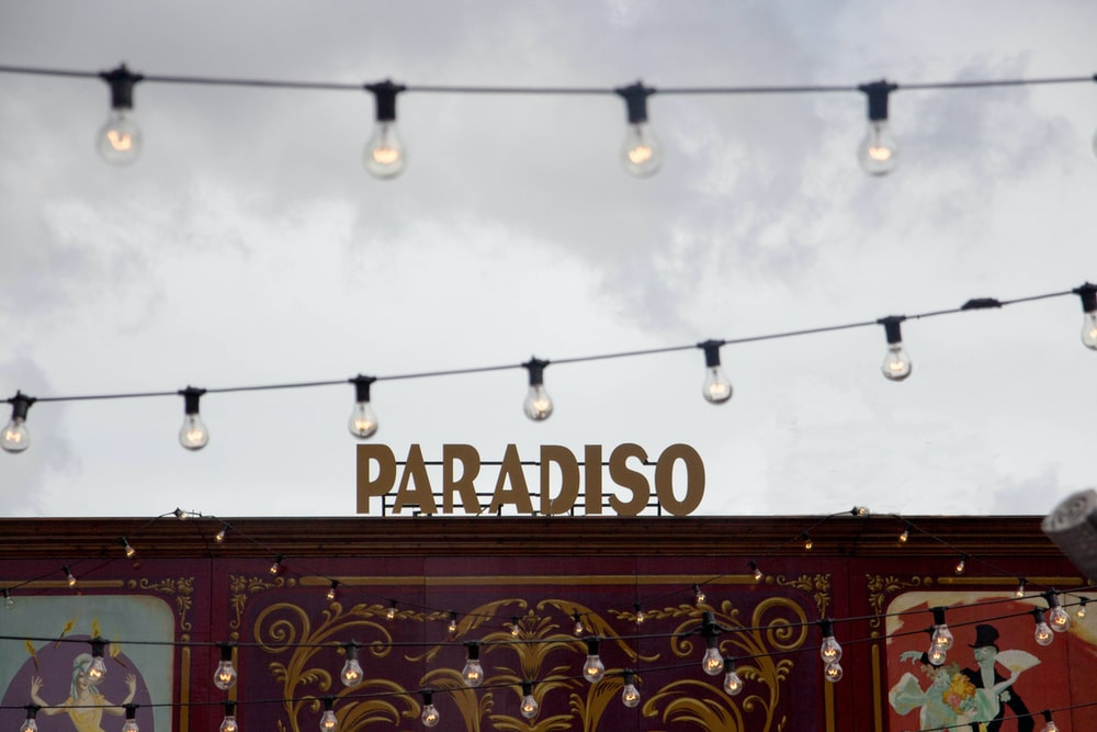 Paradiso establishment