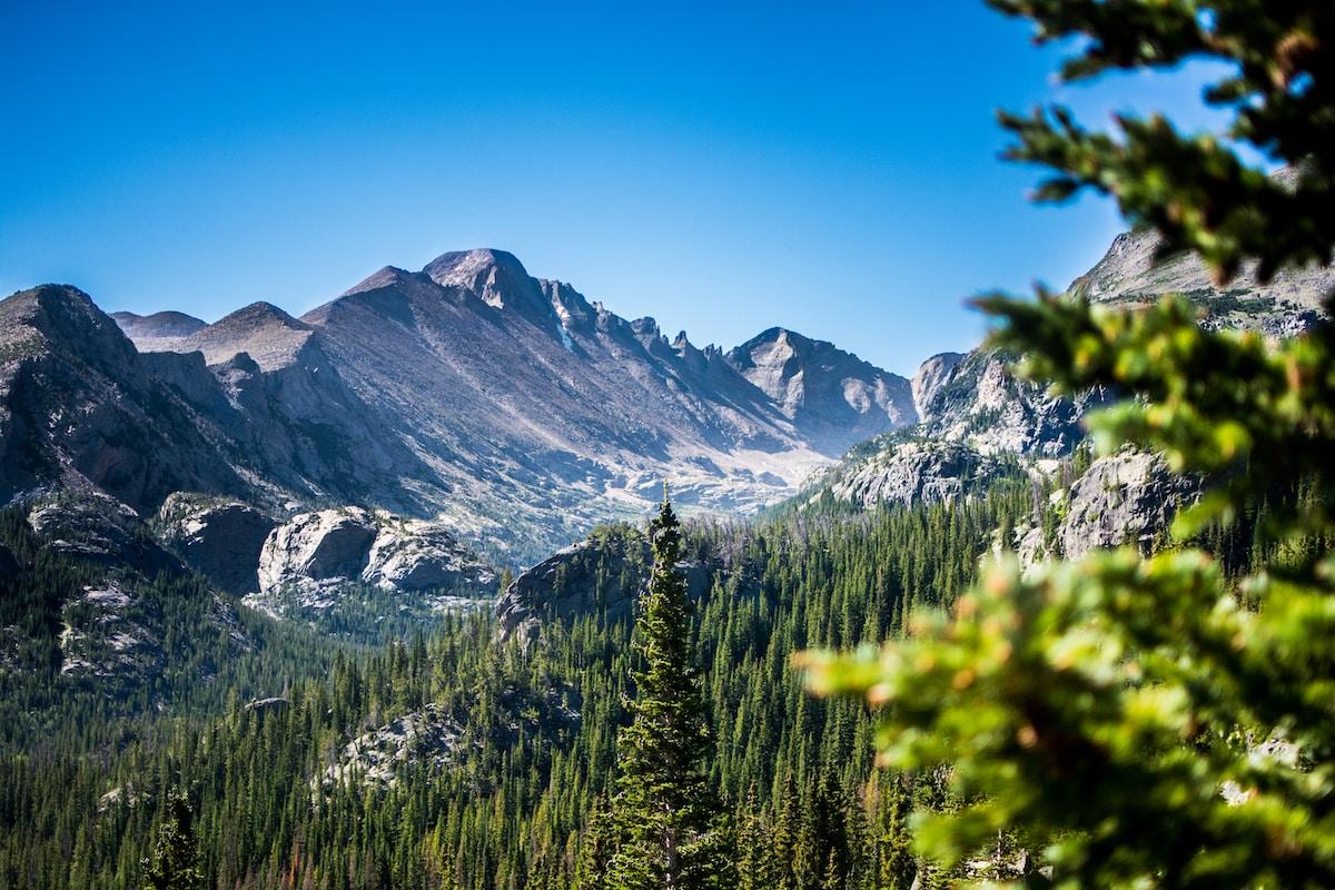 Hikes in Colorado