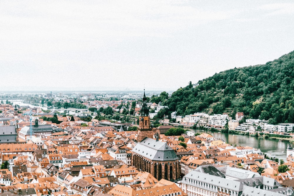 photo of city buildings during daytime