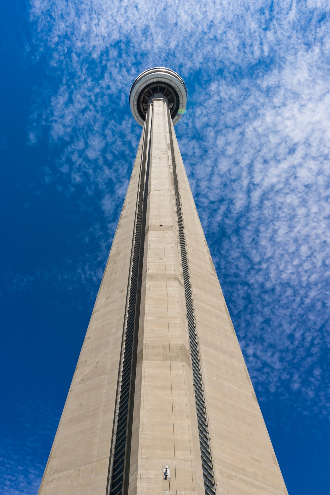 free stock photo of cn tower