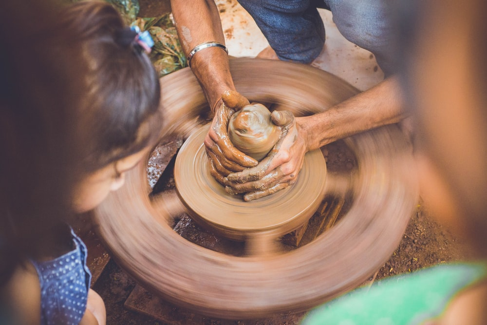 Potters Wheel Pictures Download Free Images On Unsplash