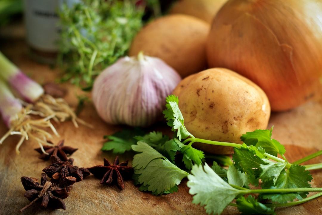 Fresh Ingredients