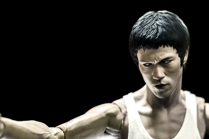 Why Bruce Lee is such an enduring icon, at least to me, the greatest...you'll love this one!