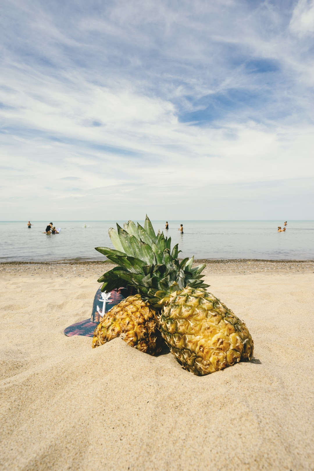 free pineapple image