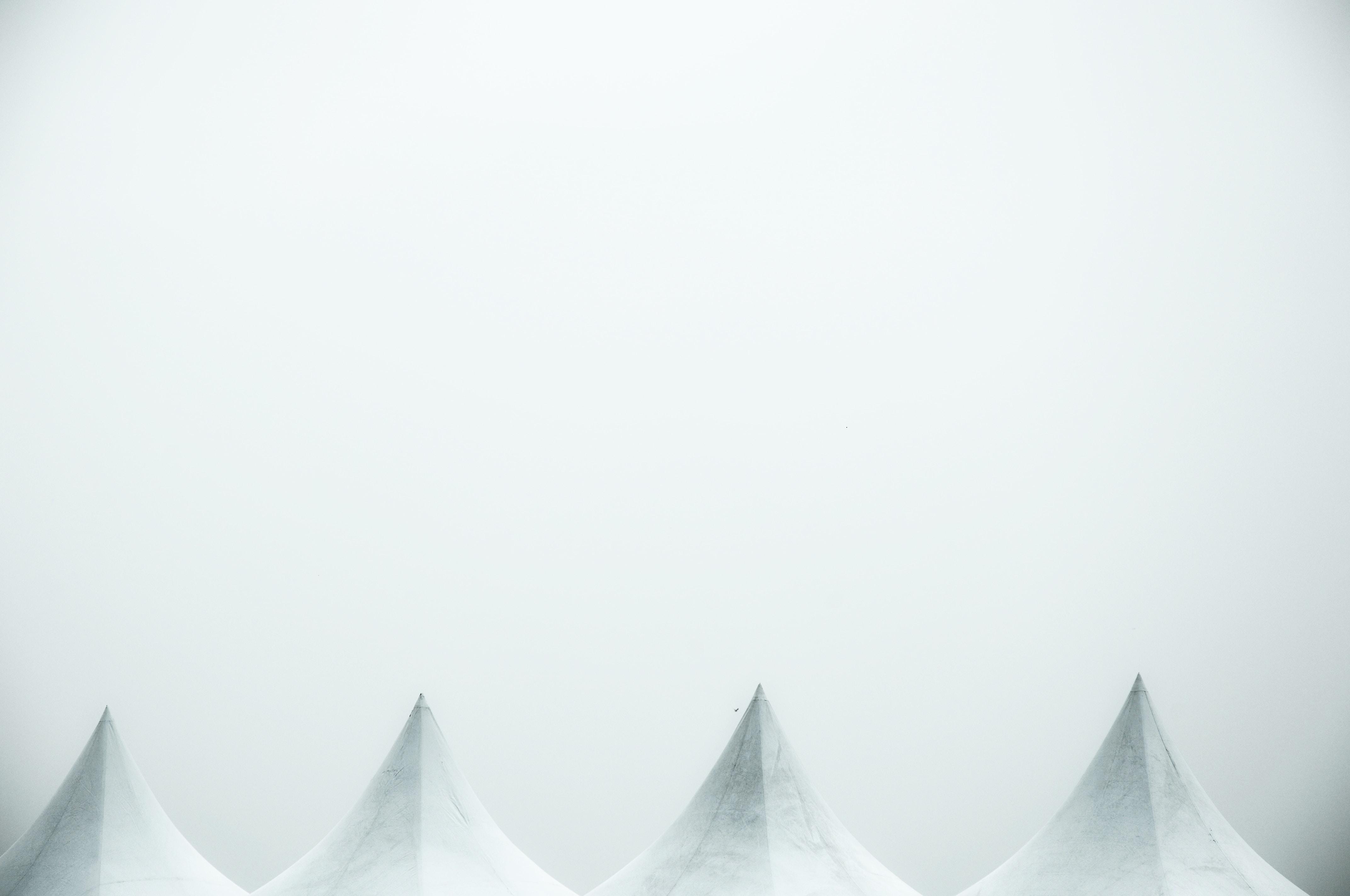 four white mountains