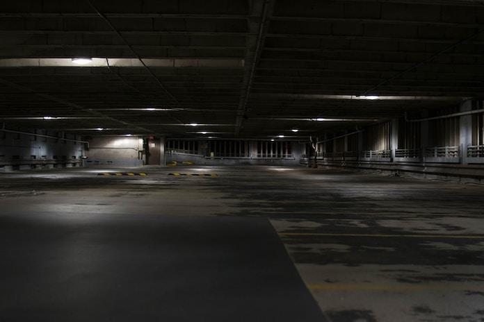 indoor parking space