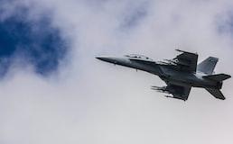 Air Force Fighter Pilot Suspended Over Mask Mandate