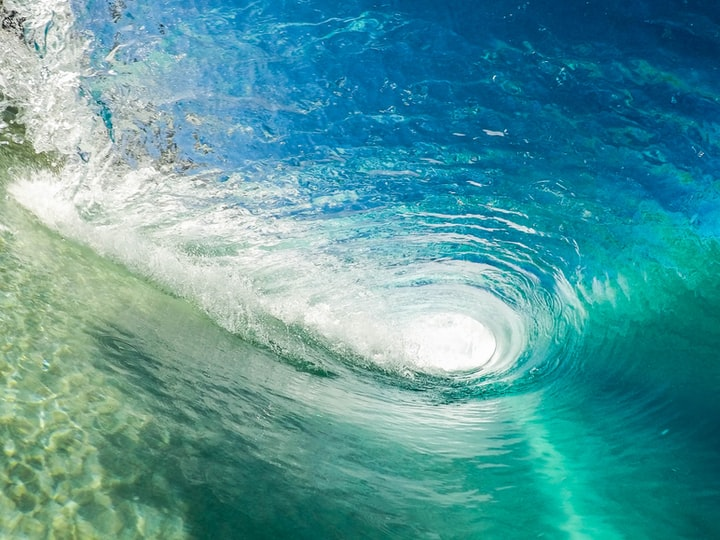 Dreaming, Surfing and Devastation
