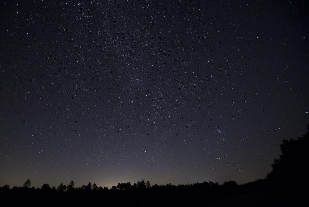 starry skies wallpaper