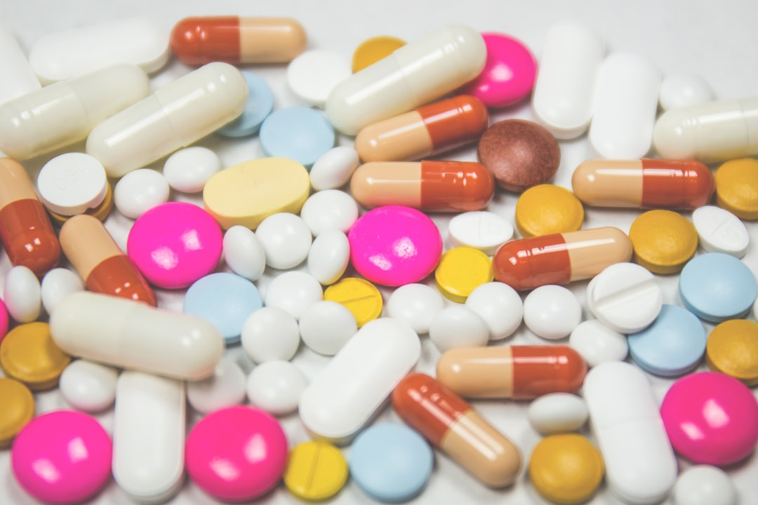 A large number of colorful pills and capsules