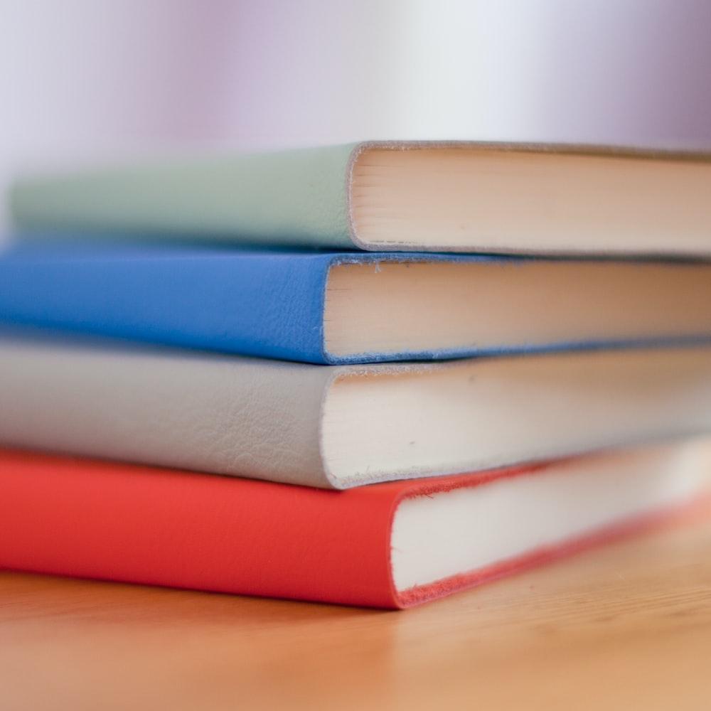filed four books