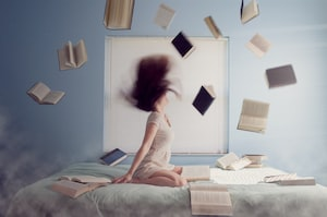 dreaming with books