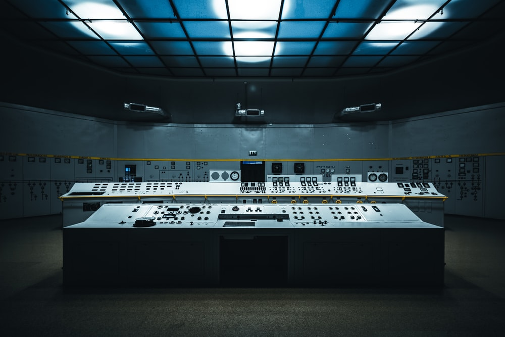 A photo of a control room - efficient data operations need centralized and automated management
