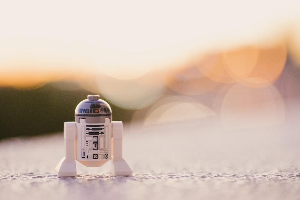 A Star Wars toy.