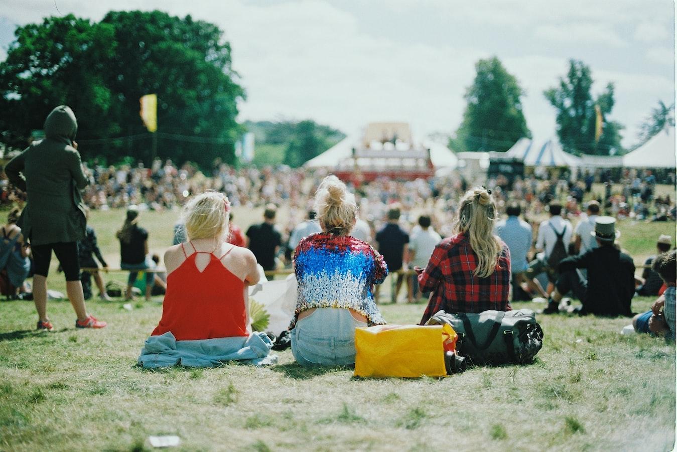 eerste keer festival tips