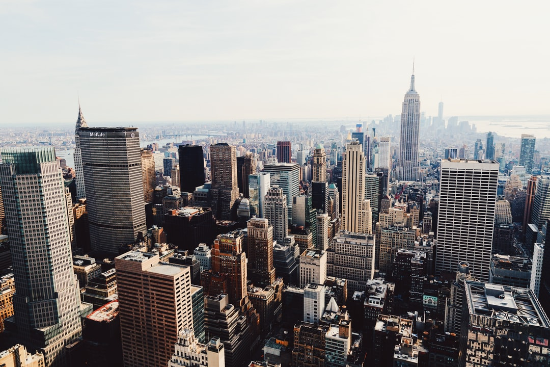 NYC From Rockefeller Photo By Zach Miles (@zachmiles) On