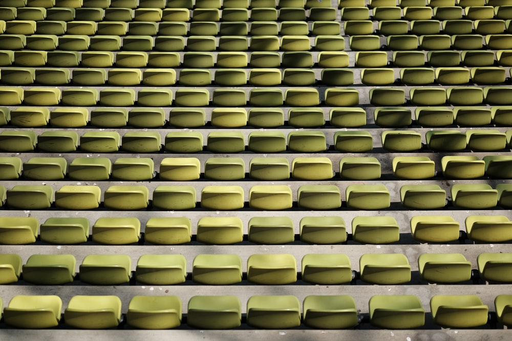 green gang chairs