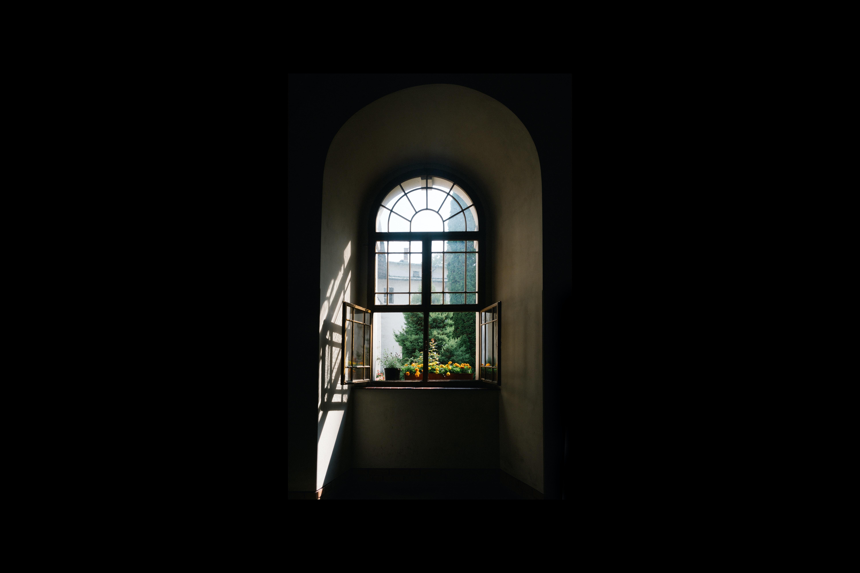 glass window panel