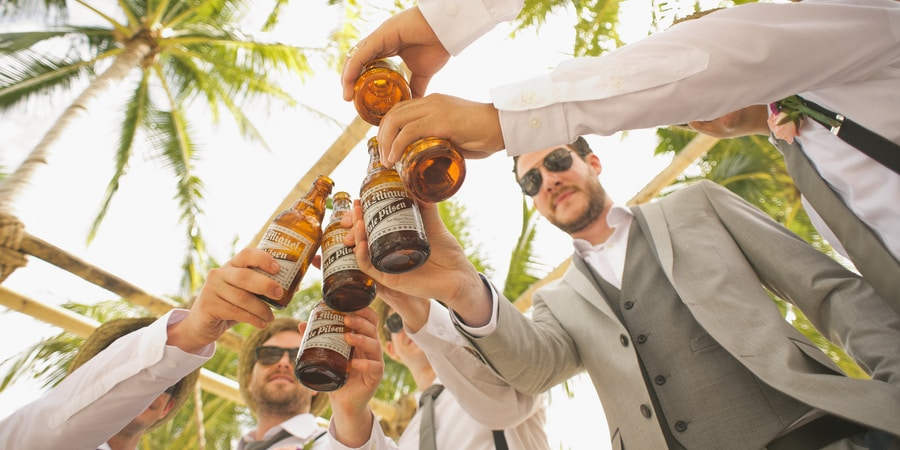 5 Realizations Guys Have When The First Bro In The Group Gets Married