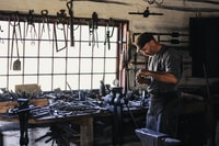 """Busy craftsman"""