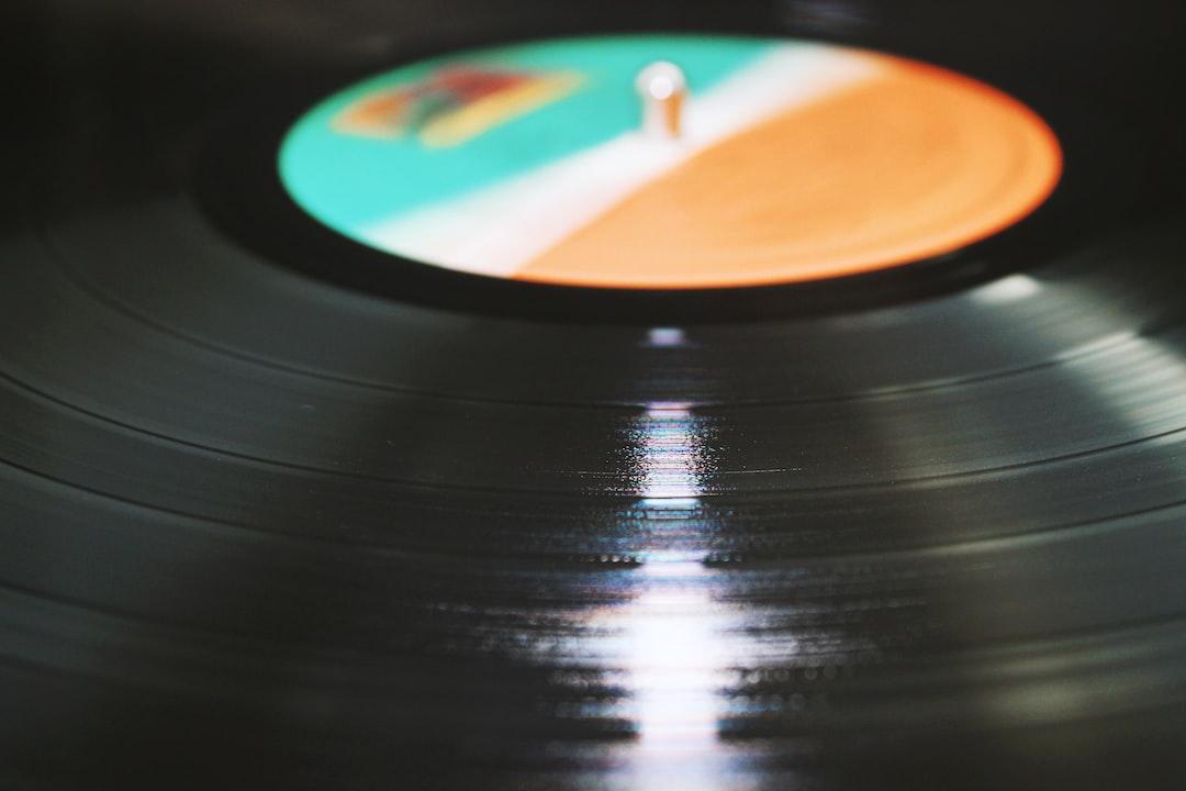 Spinnin' Record