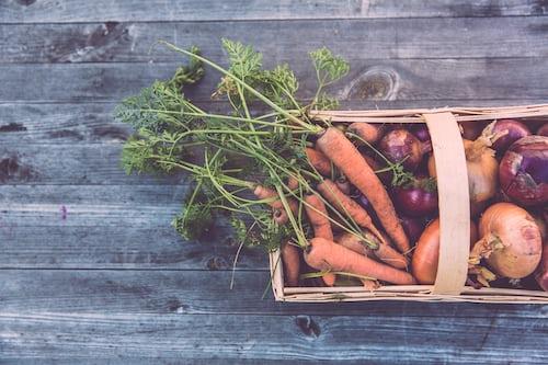 Images montrant des légumes. | Photo : Unsplash