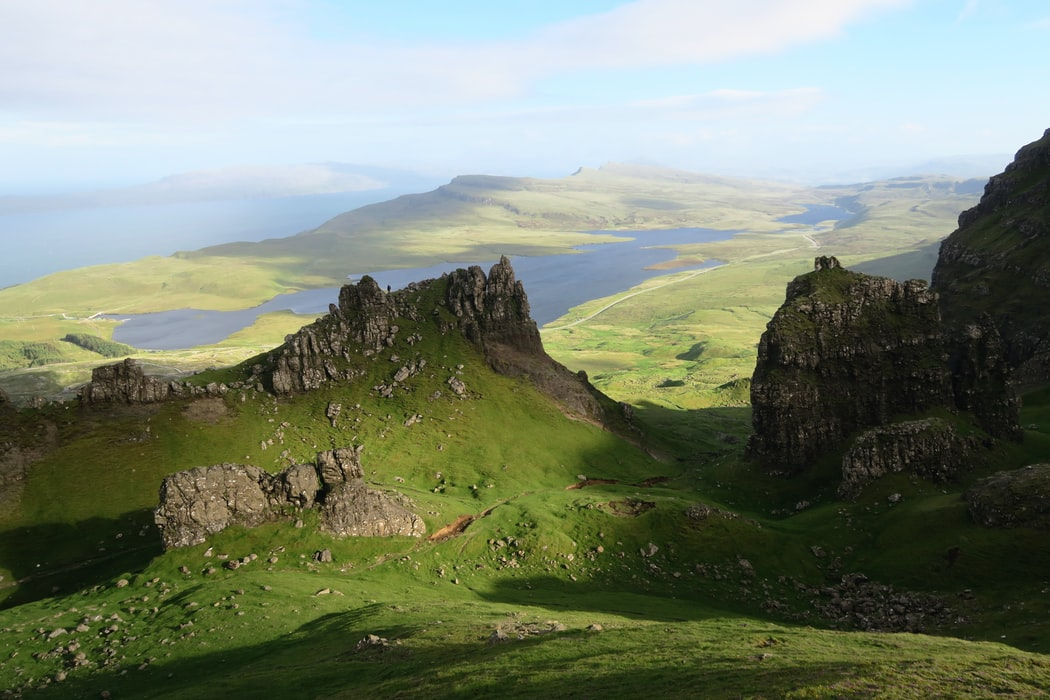 The Isle of Skye, Scotland UK