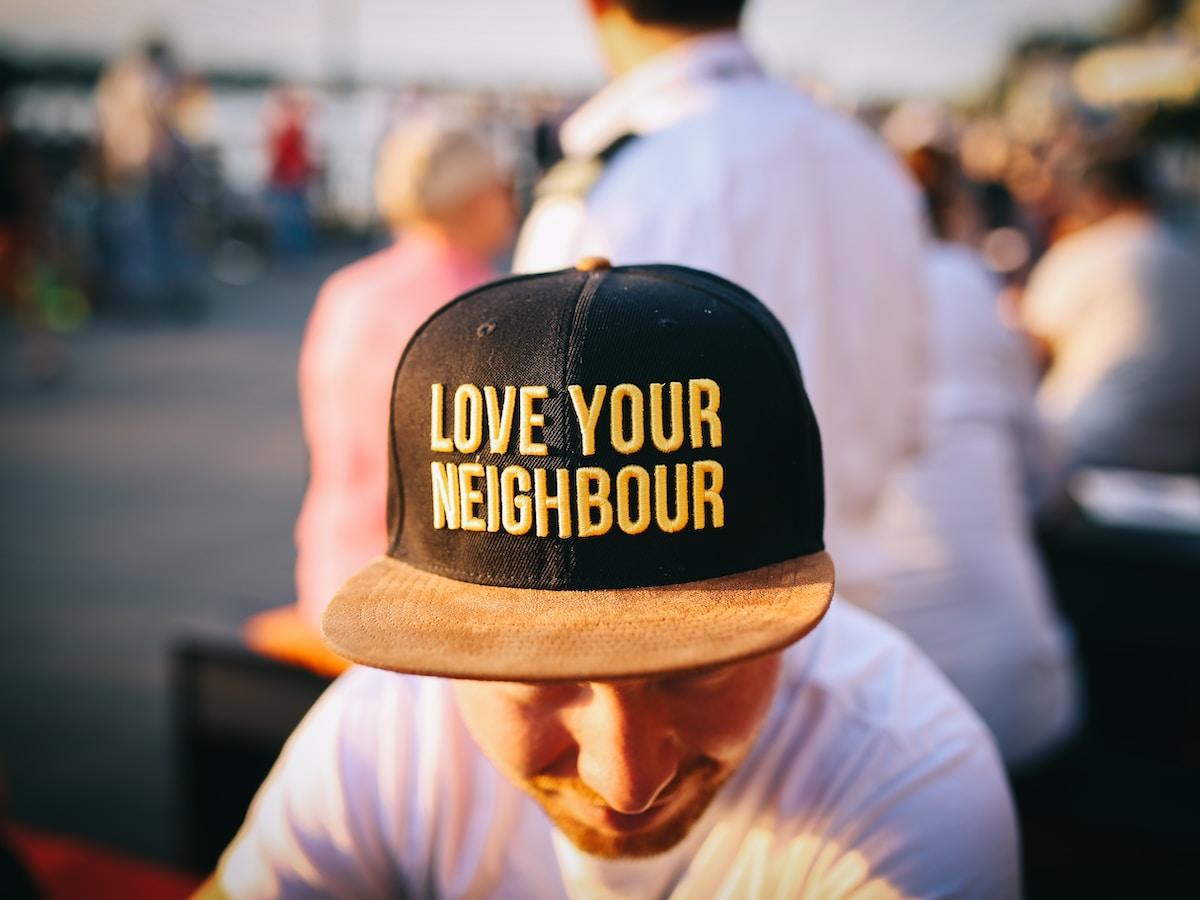 nextdoor redes sociales para el barrio