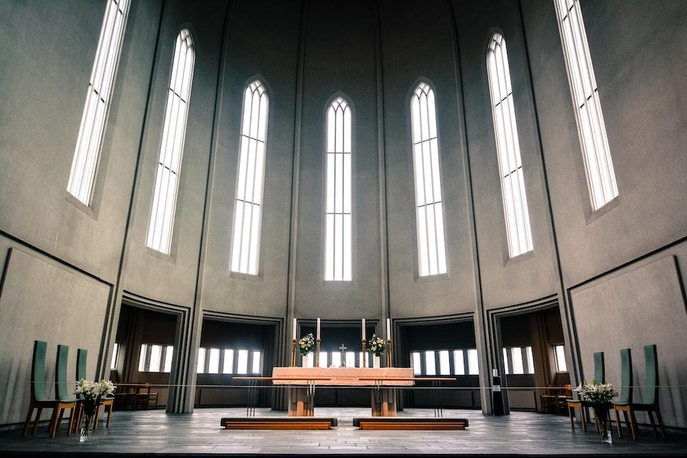mosque insterior