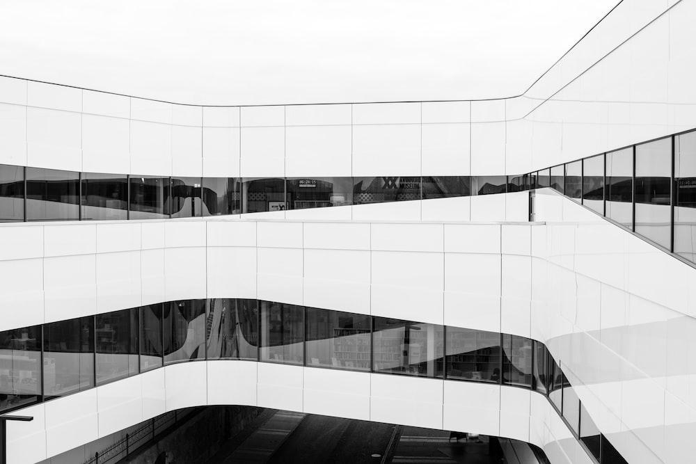 minimalist architecture 16 best free architecture building white