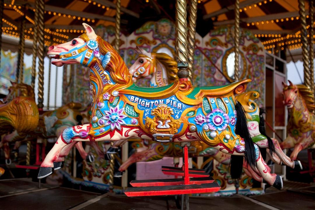Merry-go-round ride