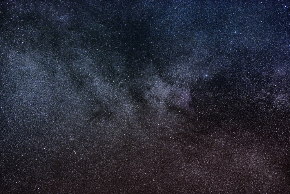 photo of sea of stars