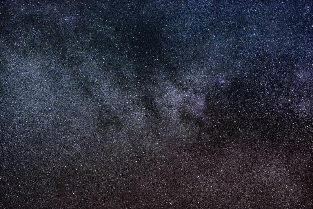 Night Sky Stars Silverthorne