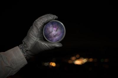 Silverthorne night photography