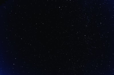 cluster of stars in the sky night sky zoom background