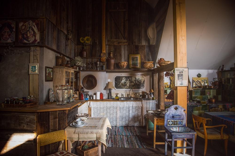 photo of house interior
