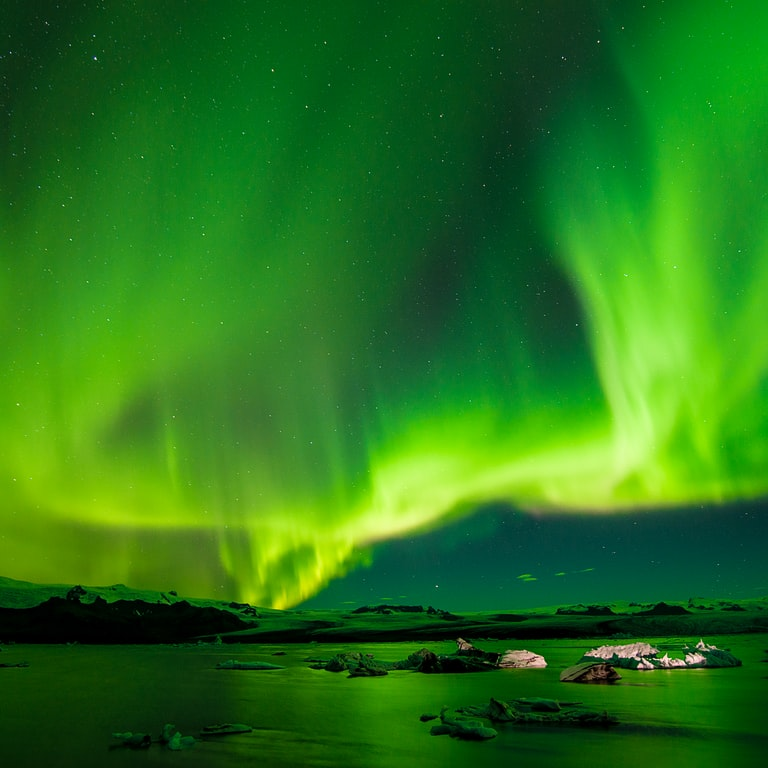 Aurora Borealis by Paul Morris