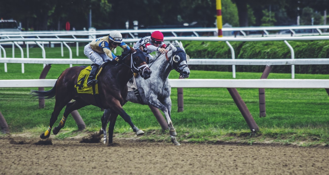 Close horse race