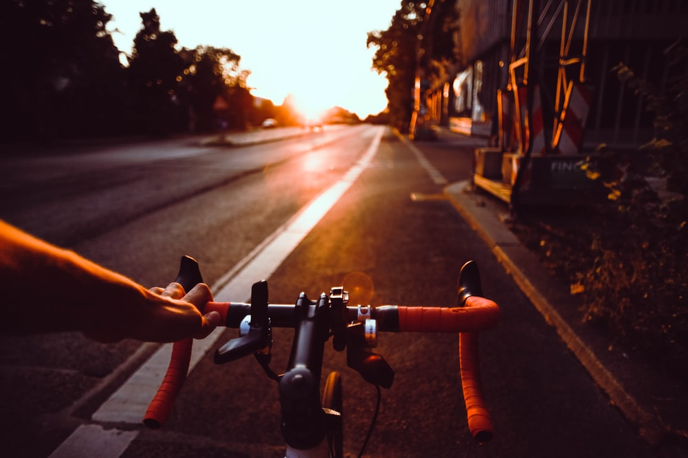 deportes al aire libre bicicleta