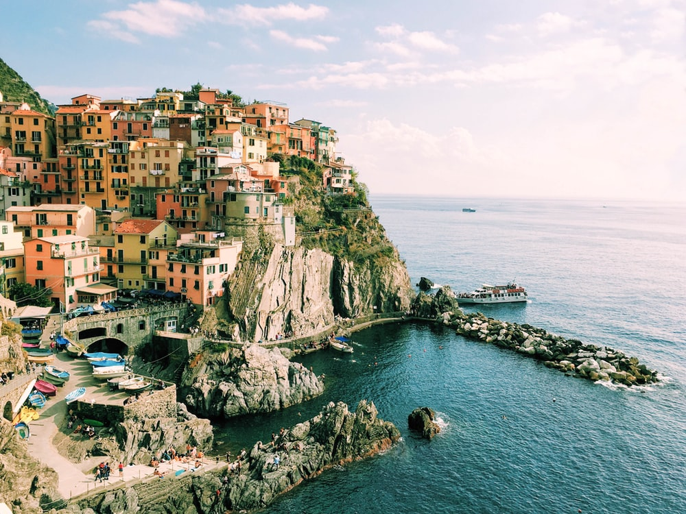 Cinque tere, Italy